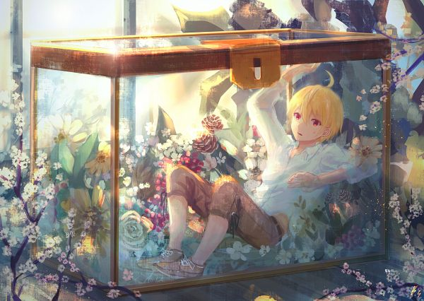 Tags: Anime, Pixiv Id 5907163, Fanart From Pixiv, Pixiv, Original, Fanart