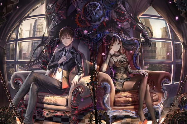Tags: Anime, Pixiv Id 6239377, Roomscape, Pixiv, Original