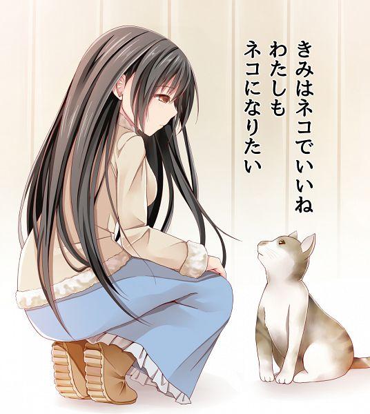 Tags: Anime, Pixiv Id 635420, Original