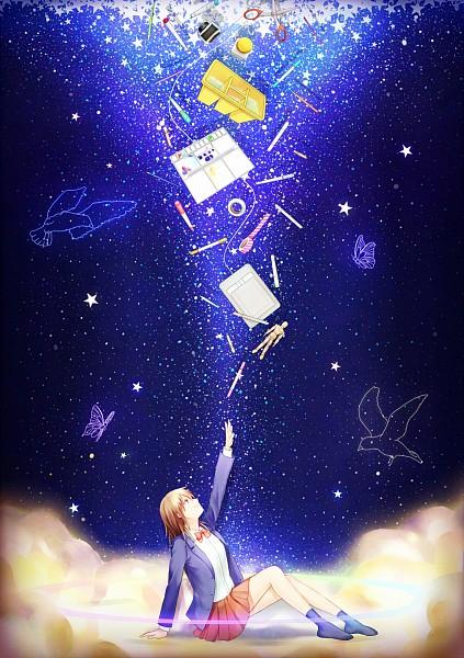 Tags: Anime, Pixiv Id 6837444, White Bird, Pixiv, Original, Mobile Wallpaper