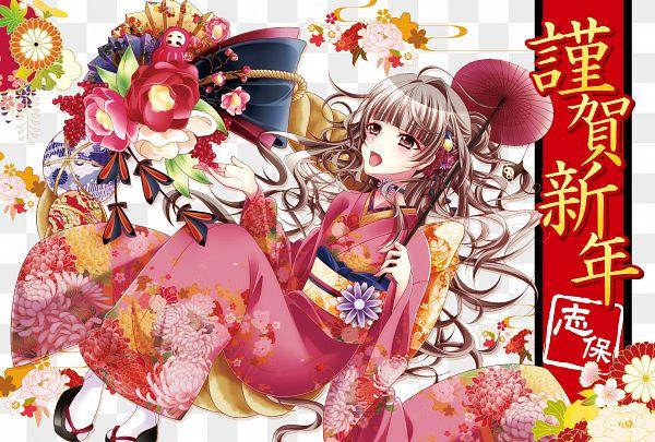 Tags: Anime, Pixiv Id 819638, Happy 2016, Original