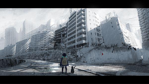 Tags: Anime, Pixiv Id 8957289, Original, Pixiv
