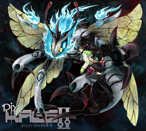 Tags: Anime, Nitou Akane, Pixiv Shadow, Pixiv, Original