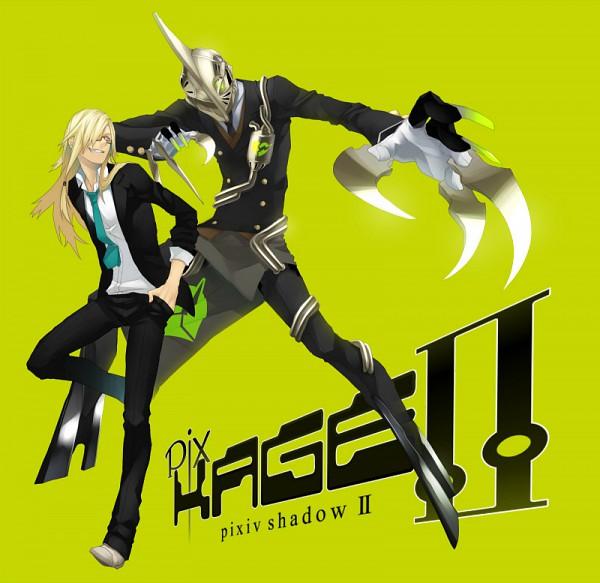 Tags: Anime, Pixiv Id 17843, Pixkage, Pixiv Shadow, Pixiv