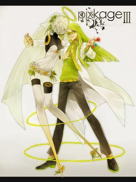 Tags: Anime, Asuda (Pixiv468135), Pixkage, Pixiv Shadow, Pixiv, Original