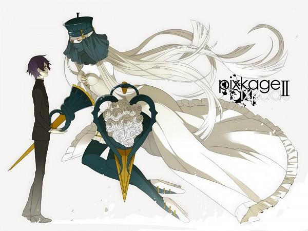Tags: Anime, Pixiv Id 330141, Pixkage, Pixiv Shadow, 1400x1050 Wallpaper, Original, Wallpaper, Pixiv