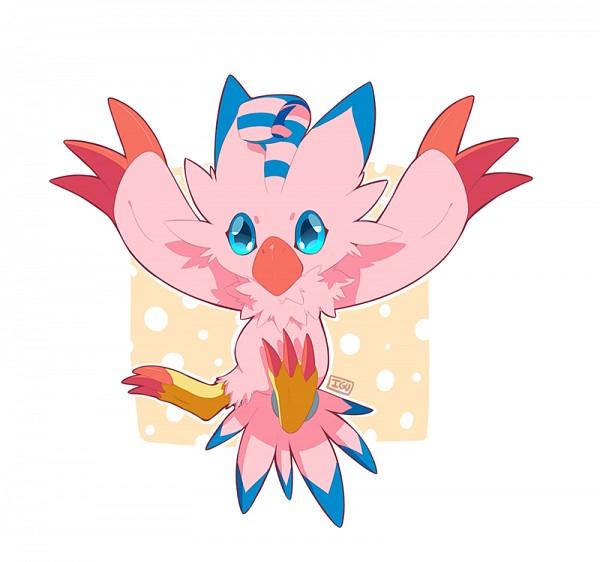 Piyomon - Digimon Adventure