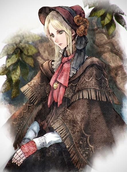 Tags: Anime, Makimura Shunsuke, Bloodborne, Plain Doll, Ball Jointed Doll, Pixiv, Fanart, Fanart From Pixiv, Mobile Wallpaper