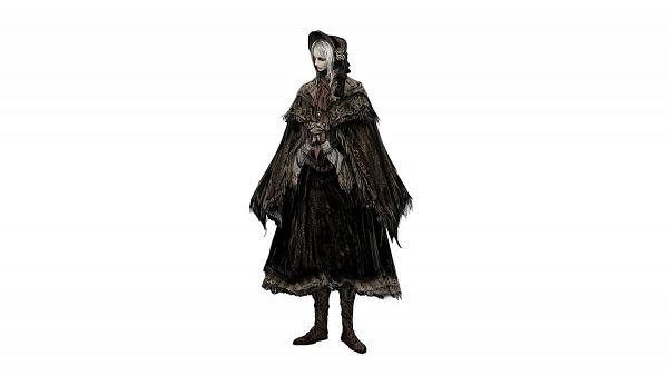 Tags: Anime, From Software, Bloodborne, Plain Doll, Ball Jointed Doll, Official Art