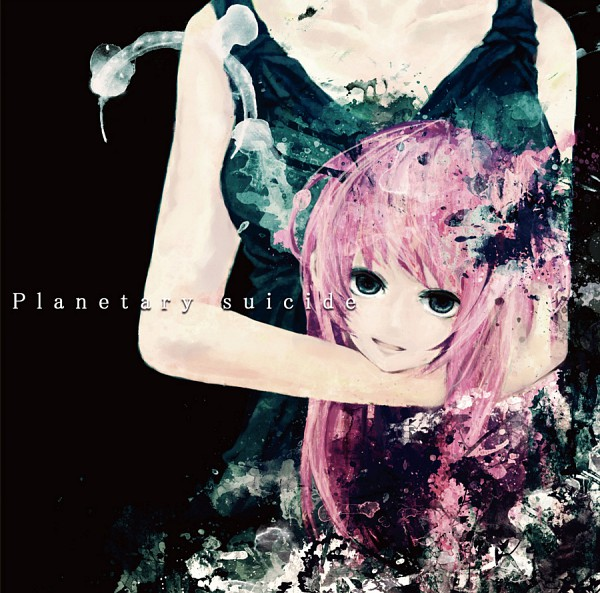 Tags: Anime, Meola, VOCALOID, Megurine Luka, Dismember, CD (Source), Scan, Yuyoyuppe, Planetary Suicide