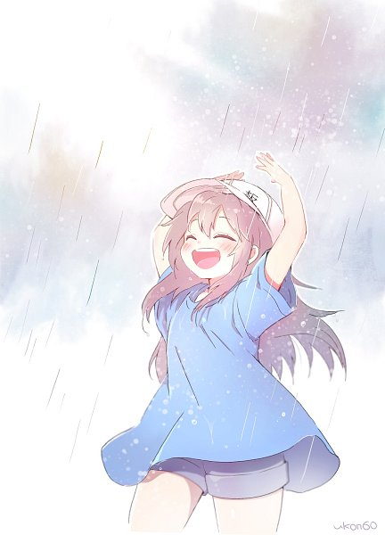 Tags: Anime, Pixiv Id 26169943, Hataraku Saibou, Platelet, Pixiv, Fanart, Fanart From Pixiv