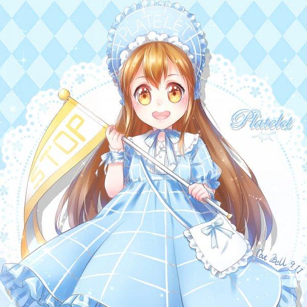 Tags: Anime, Pixiv Id 1784919, Hataraku Saibou, Platelet, Fanart From Pixiv, Pixiv, Fanart
