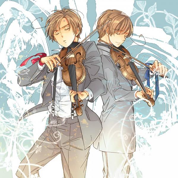 Playing Violin - Violin