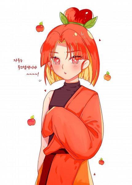 Tags: Anime, Tkrhdtk9874, Cookie Run: OvenBreak, Cookie Run, Plum Cookie, Twitter, Fanart