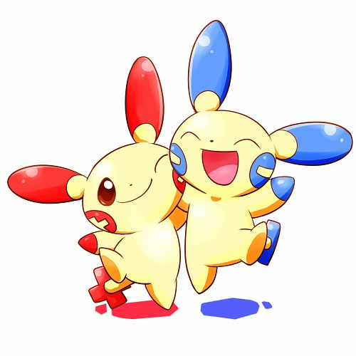 Plusle - Pokémon