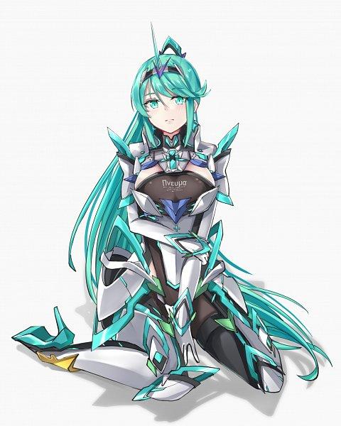 Tags: Anime, Pixiv Id 24140907, Xenoblade 2, Pneuma, Pixiv, Fanart, Fanart From Pixiv
