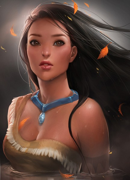 Pocahontas (Character) - Pocahontas