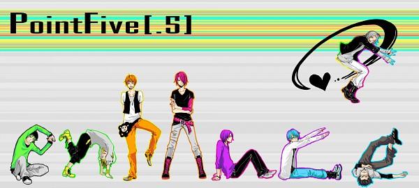 Tags: Anime, Mi-chan, Asamaru, Jack (Nico Nico Singer), amu, PUPI, clear (Nico Nico Singer), Dasoku, Sunap, Artist Request, Enhance, Nico Nico Douga, Nico Nico Singer