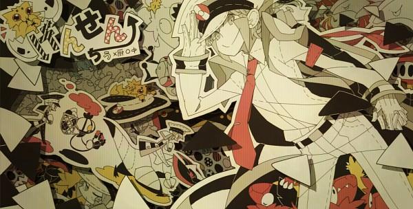 Tags: Anime, 801yamaarashi, Pokémon, Nobori, Kudari