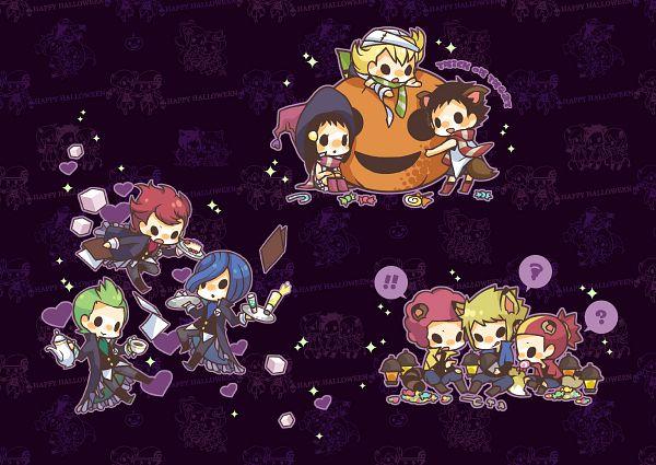 Tags: Anime, Azurebloom, Pokémon, Denji (Pokémon), Dento (Pokémon), Hikari (Pokémon), Ooba (Pokémon), Asuna (Pokémon), Jun (Pokémon), Pod (Pokémon), Kouki (Pokémon), Corn (Pokémon), Fanart From Pixiv