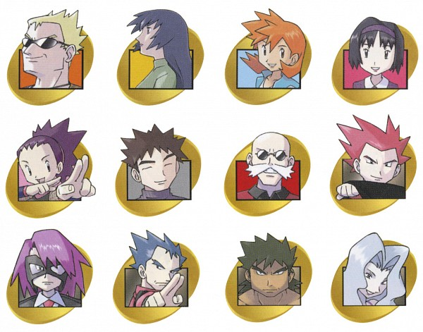 Tags: Anime, Sugimori Ken, Pokémon, Kyou (Pokémon), Wataru (Pokémon), Anzu (Pokémon), Karin (Pokémon), Erika (Pokémon), Matis, Itsuki (Pokémon), Kasumi (Pokémon), Katsura (Pokémon), Takeshi (Pokémon)