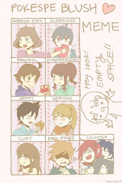 Tags: Anime, Teroki, Pokémon SPECIAL, Pokémon, Leaf (Pokémon), Yellow (Pokémon Special), Touya (Pokémon), Kris (Pokémon), Haruka (Pokémon), Touko (Pokémon), Red (Pokémon), Yuuki (Pokémon), Silver (Pokémon)