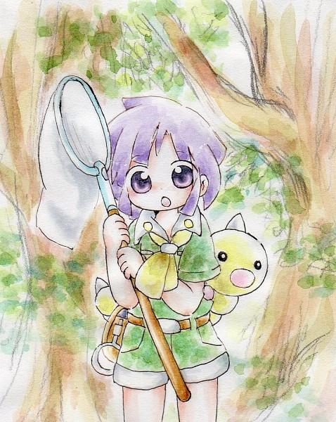 Tags: Anime, Pokémon, Tsukushi (Pokémon), Net, Traditional Media