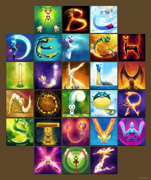 Tags: Anime, Arkeis, Pokémon, Timburr, Qwilfish, Zapdos, Uxie, Pachirisu, Victini, Kyurem, Lapras, Rapidash, Ninetales