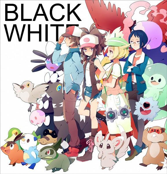 Tags: Anime, Dada, Pokémon, Pidove, Darmanitan, Touya (Pokémon), Reuniclus, Klink, Bel (Pokémon), Gothitelle, Sandile, Munna, Cheren (Pokémon)
