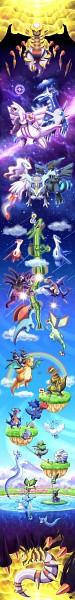 Tags: Anime, Smile0129, Pokémon, Dragonite, Reshiram, Bagon, Gible, Latias, Axew, Hydreigon, Charizard, Dialga, Haxorus