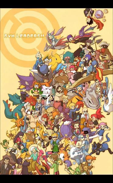 Tags: Anime, Pokémon, Takeshi (Pokémon), Ran (Pokémon), Sumomo (Pokémon), Corn (Pokémon), Spinda, Mikan (Pokémon), Dragonite, Pansear, Hachiku, Natane (Pokémon), Iris (Pokémon)