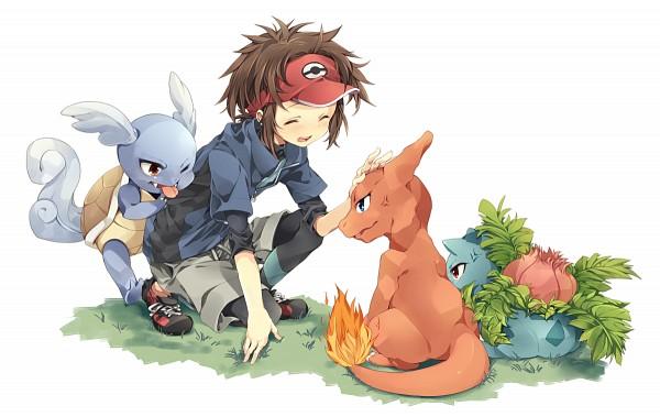 Tags: Anime, Pokémon, Kyouhei, Wartortle, Ivysaur, Charmeleon