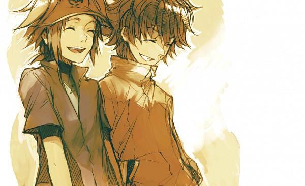 Tags: Anime, Ichu, Pokémon, Kyouhei, Hue, Tumblr, PNG Conversion, Fanart