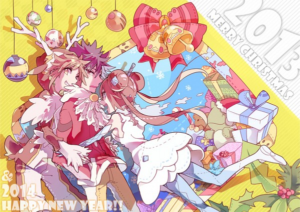Tags: Anime, Pixiv Id 842378, Pokémon, Kyouhei, Hue, Mei (Pokémon), Fanart, Fanart From Pixiv, Happy 2013, Pixiv