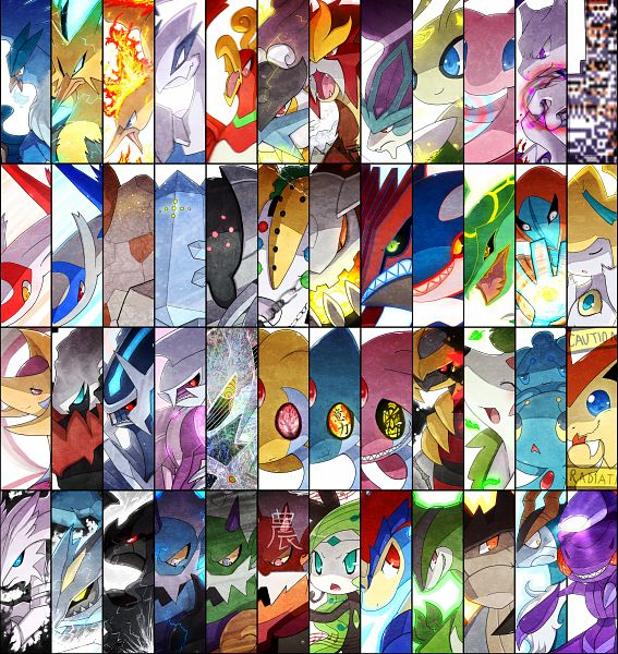 Tags: Anime, Amastroph, Pokémon, Reshiram, Moltres, Phione, Ho-oh, Regice, Victini, Heatran, Virizion, Suicune, Thundurus