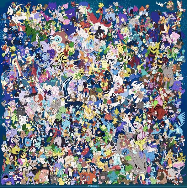 Tags: Anime, Ratsunagina, Pokémon SPECIAL, Pokémon, Kikuno (Pokémon), Unown, Fuu (Pokémon), Hikari (Pokémon), Ookido Yukinari, Tsuwabuki Daigo, Jindai (Pokémon), Silver (Pokémon), Shaymin