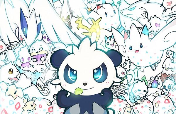 Tags: Anime, Geegeet, Pokémon, Vanillite, Seel, Litwick, Pancham, Silcoon, Togekiss, Dewgong, Snover, Lugia, Togepi