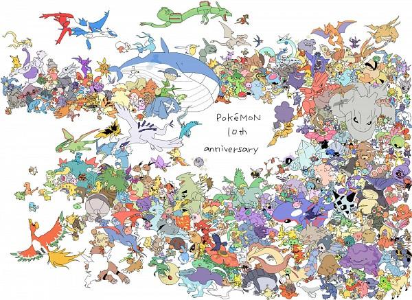Tags: Anime, Inubue, Pokémon, Wobbuffet, Nosepass, Wooper, Staryu, Electabuzz, Golduck, Voltorb, Azumarill, Meditite, Kingdra