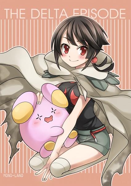 Tags: Anime, Mono Land, Pokémon, Whismur, Higana (Pokémon), Mobile Wallpaper, Pixiv, Fanart, Fanart From Pixiv