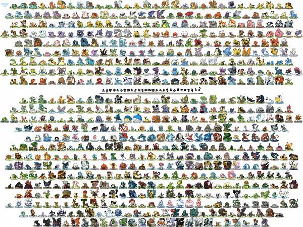 Tags: Anime, Ditb, Pokémon, Lillipup, Panpour, Tentacool, Marshtomp, Huntail, Metapod, Pineco, Typhlosion, Magmar, Giratina