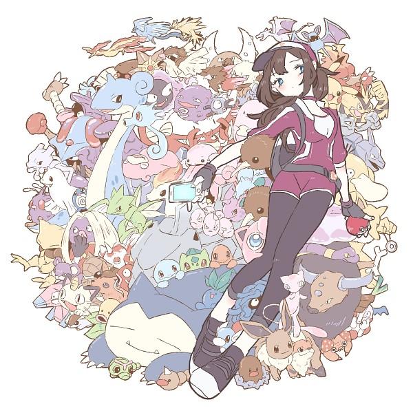 Tags: Anime, Pixiv Id 2121184, Pokémon, Charmander, Venonat, Weedle, Bulbasaur, Onix, Articuno, Hitmonchan, Mew, Poliwag, Mr. Mime