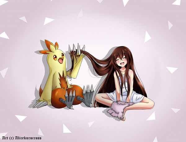 Tags: Anime, AliceKuroCross, Pokémon, Fan Character, Combusken, deviantART, Self Made