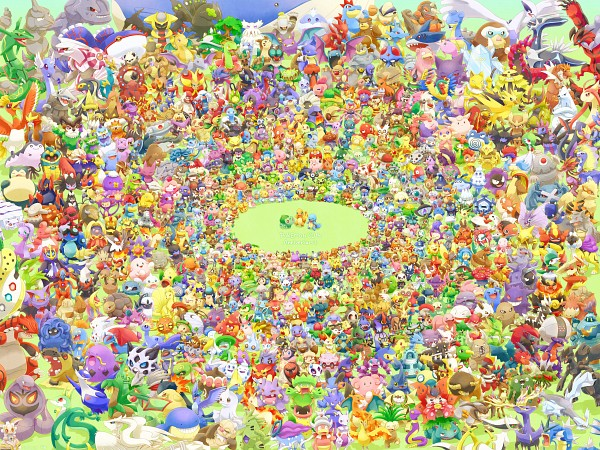 Tags: Anime, Pixiv Id 2584338, Pokémon, Wigglytuff, Spoink, Plusle, Aggron, Slowking, Persian, Claydol, Vulpix, Whismur, Ninetales