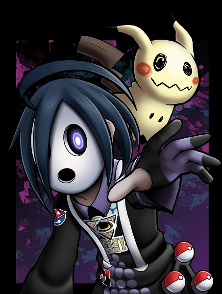 Tags: Anime, Pixiv Id 18714474, Pokémon Ultra Sun & Moon, Pokémon Sun & Moon, Pokémon Sword & Shield, Pokémon, Onion (Pokémon), Mimikyu