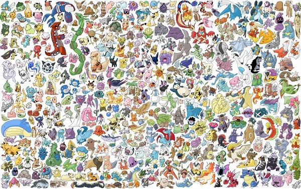 Tags: Anime, Purplekecleon, Pokémon, Illumise, Clefairy, Poliwhirl, Hoppip, Victreebel, Rattata, Igglybuff, Spearow, Huntail, Dodrio