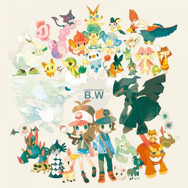 Tags: Anime, Pechika, Pokémon, Reuniclus, Emolga, Sewaddle, Klink, Patrat, Petilil, Touko (Pokémon), Gothitelle, Purrloin, Basculin