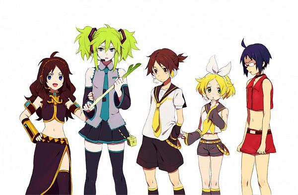 Tags: Anime, Homopero, Pokémon, Bel (Pokémon), Cheren (Pokémon), Touya (Pokémon), N (Pokémon), Touko (Pokémon), Hatsune Miku (Cosplay), Kagamine Rin (Cosplay), Kagamine Len (Cosplay), MEIKO (Cosplay), Megurine Luka (Cosplay)