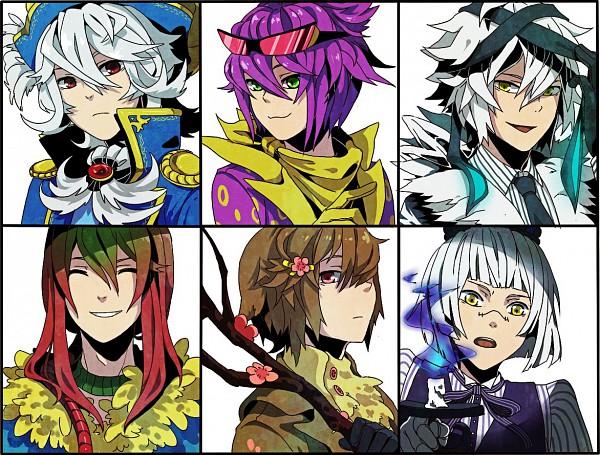 Tags: Anime, Imiya Kaminari, Pokémon, Zebstrika, Litwick, Liepard, Sawsbuck, Samurott, Archeops