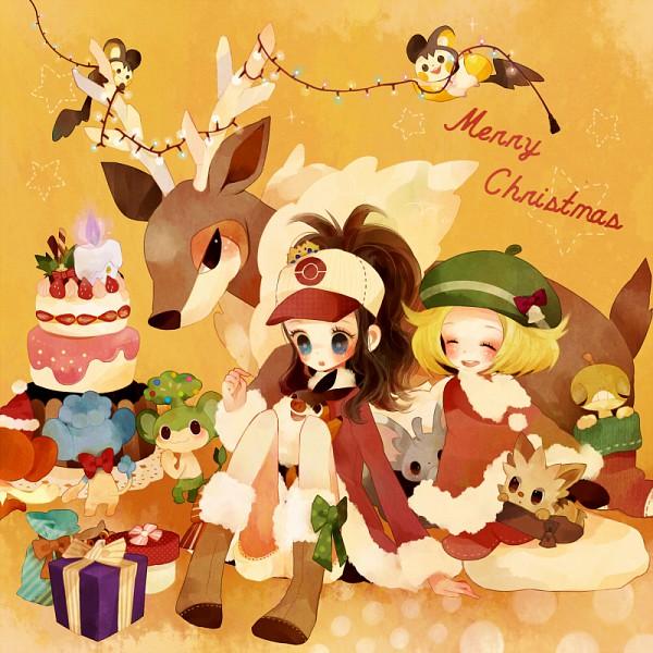 Tags: Anime, Poco24, Pechika, Pokémon, Panpour, Patrat, Emolga, Bel (Pokémon), Lillipup, Pansage, Minccino, Tepig, Sawsbuck