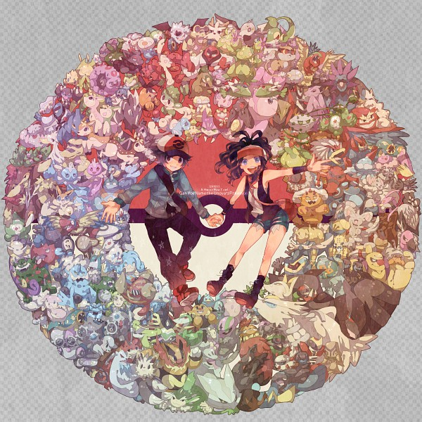 Tags: Anime, T0mare, Pokémon, Munna, Dewott, Klinklang, Stoutland, Deino (Pokémon), Darmanitan, Gothorita, Vanillite, Cofagrigus, Klang